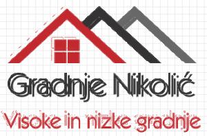 Gradbeništvo Nikolić s.p., Gradnje Nikolić s.p.